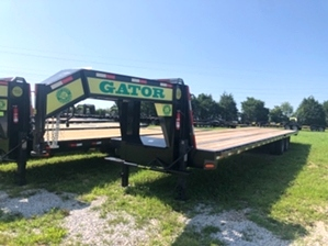40ft Gooseneck Hotshot Trailer For Sale