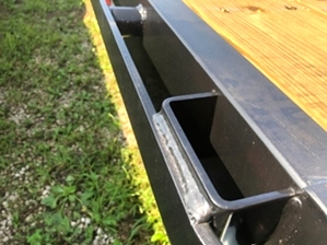 Gooseneck Trailer With Hydraulic Dovetail For Sale