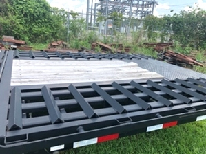 Used Big Tex Hydraulic Dovetail For Sale