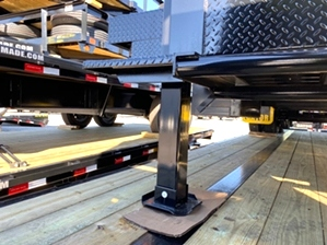Gooseneck Trailer With Largest Carrying Capacity