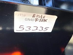 Gooseneck Trailer 37500 GVWR