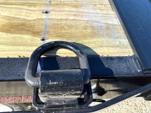 Gooseneck Trailer With Hydraulic Dovetail