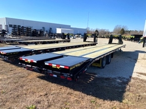 Gooseneck Trailer 40ft Gooseneck Trailer 40ft. 35+5 10k gooseneck with big ramp system